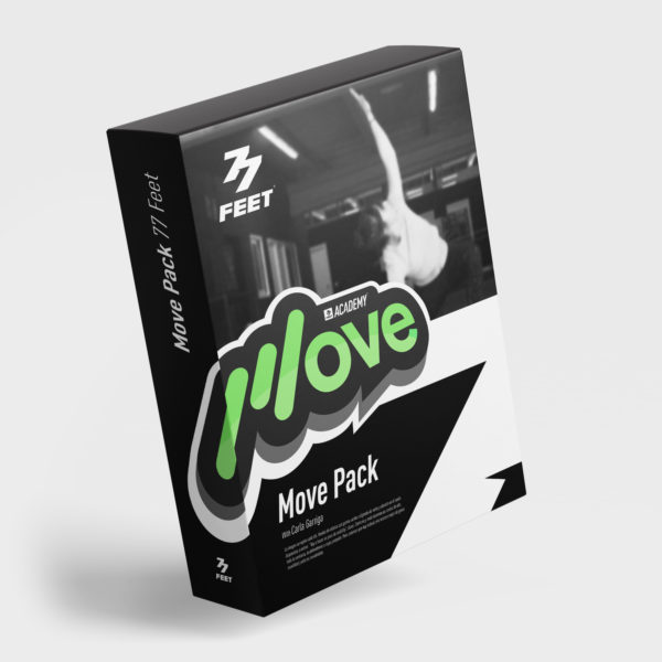 Move pack by 77Feet